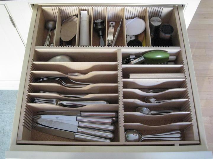 custom drawer organizer