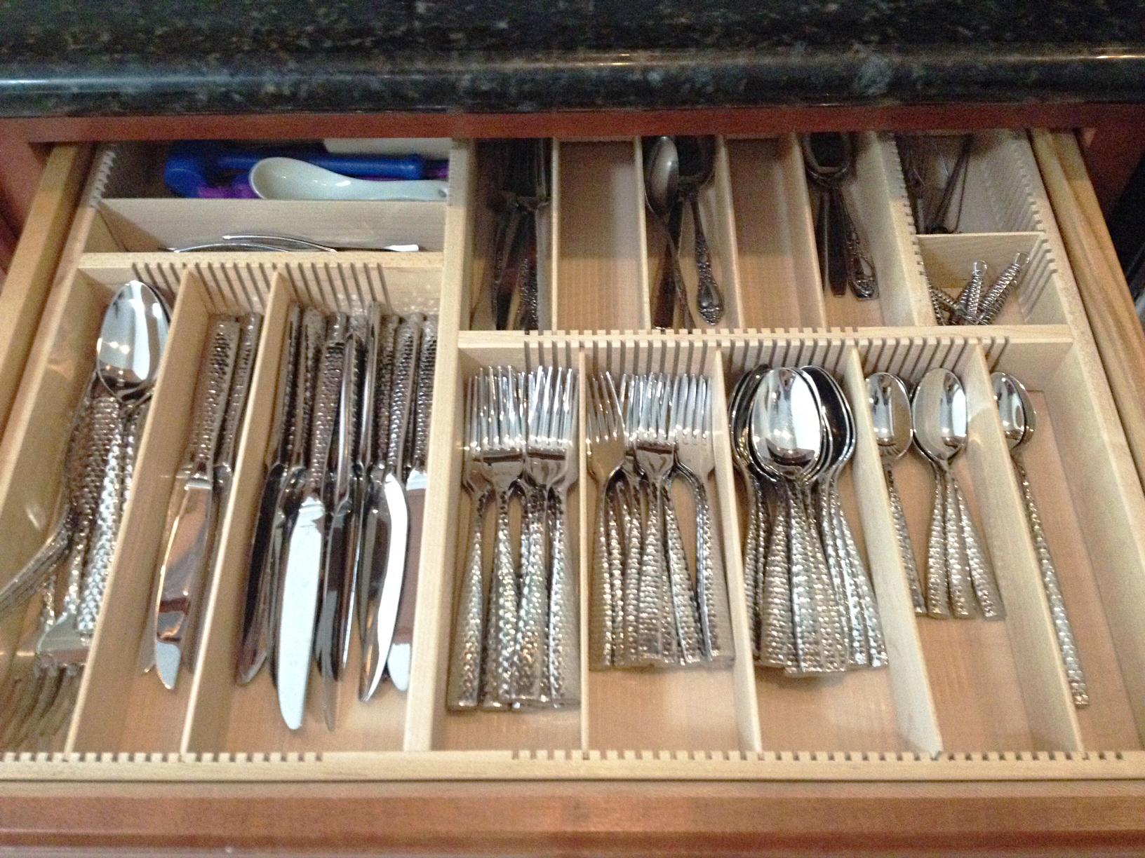 Kitchen Divider Cabinet