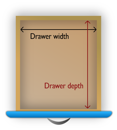 drawer diagram