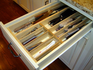custom drawer insert